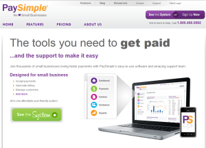 PaySimple Review by an MBA